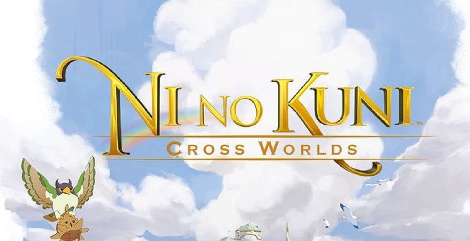 二ノ国、アプリゲーム版も音楽やグラフィックが素晴らしいハイクオリティーなRPG